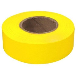 "Empire Level - 77-004 - 77004 200'x1"" Glo-yellowflagging Tape"