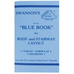 Swanson Tools - P0110 - Swanson Blue Book