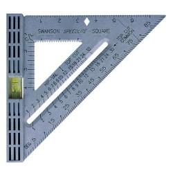 Swanson Tools - T0111 - Gray Speedlite Level Square