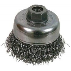 "Makita - 743205-6 - 3"" Crimped Wire Cup Brush 9005b- 9503"