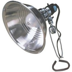 Coleman Cable - 05932 - 6-Foot 18/2 SPT Reflector Light with 8.5-Inch Reflector