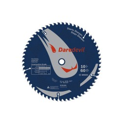 Bosch - DCB1060 - 10-Inch x 60-Tooth Daredevil Fine Finish Circular Saw Blade