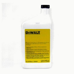 Dewalt - 5130427-00 - 32-Ounce Blue Synthetic Compressor Oil