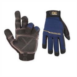 CLC (Custom Leather Craft) - 126L - Large Xtracoverage Flexgrip Gloves