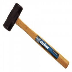 Ames True Temper - 1196900 - 4-Pound Double-Faced Hammer with 16-Inch Hickory Handle