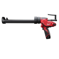 Milwaukee Electric Tool - 1085 - Milwaukee 2444-21 M12 Quart Caulk and Adhesive Gun Kit