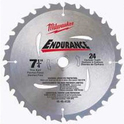 Milwaukee Electric Tool - 1089 - Milwaukee 48-40-4123 7-1/4 Circular Saw Blade
