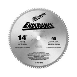Milwaukee Electric Tool - 1180 - Milwaukee 48-40-4510 14 Dry Cut Circular Saw Blade