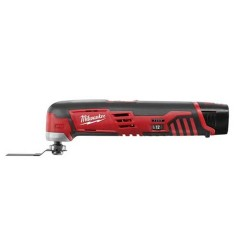 Milwaukee Electric Tool - 1411 - Milwaukee 2426-22 M12 Cordless Multi-Tool Kit 2426-22
