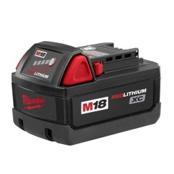 Milwaukee Electric Tool - 1481 - Milwaukee 48-11-1828 M18 18V XC High Capacity Lithium-Ion Battery Pack