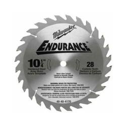 Milwaukee Electric Tool - 1526 - Milwaukee 48-40-4170 10-1/4 Rip & Crosscut Circular Saw Blade
