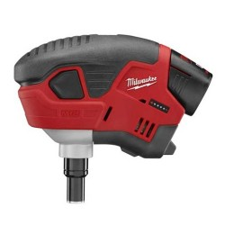 Milwaukee Electric Tool - 1727 - Milwaukee 2458-21 M12 Palm Nailer Kit 2458-21