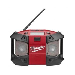 Milwaukee Electric Tool - 2877 - Milwaukee 2590-20 M12 12V Radio (Bare Tool)