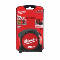 Milwaukee Electric Tool - 325765 - Milwaukee 48-22-5525 25ft General Contractor Tape Measure