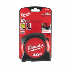 Milwaukee Electric Tool - 342289 - Milwaukee 48-22-5530 30ft General Contractor Tape Measure