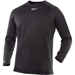 Milwaukee Electric Tool - 360477 - Milwaukee 401G-L WORKSKIN Cold Weather Base Layer - Gray, Large