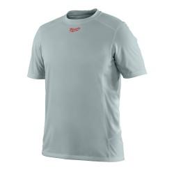 Milwaukee Electric Tool - 375527 - Milwaukee 410G-XL WORKSKIN Light Weight Shirt, Gray