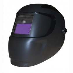 Ace International - 1000F-0100 - ArcOne Carrera Black Welding Helmet With 110 X 90mm Variable Shades 9 - 13 Auto Darkening Lens, ( Each )
