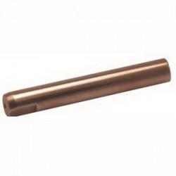 Bernard - 1591 - Bernard 1591 Heavy-Duty Contact Tip; 2 Inch Length, Copper, ...