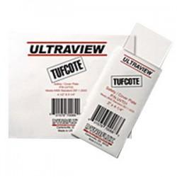Dynaflux - UVT02 - Dynaflux UVT02 Tufcote Dual Purpose Cover Lens; 4-1/2 I...