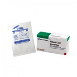 First Aid Only - 21-004 - First Aid Only Single Use Instant Cold Pack - 5 - 30 Carton