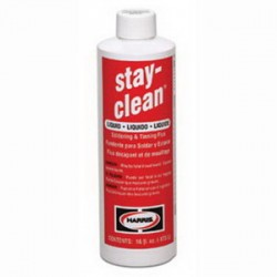 J.W. Harris - SCLF16 - Harris Products SCLF16 Stay-Clean Soldering Liquid Flux...