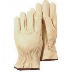 Majestic Glove - 1510B/14 - Majestic Glove 1510B Cowhide Leather Driver's Gloves; 4X-Lar...