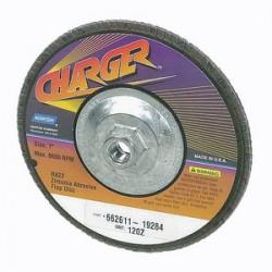 """Norton - 66261119286 - 7""""x5/8-11 60 Grit R822flap Disc C"""