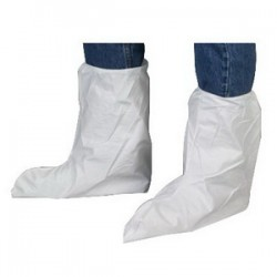 Lakeland - CTL903L/XL - Tyvek CTL903 Boot Cover; Large/X-Large, 17 Inch, White