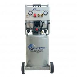 California Air Tools - 10020CAD - California Air Tools 10020CAD 110-Volt 10 Gallon Steel Tank Air Compressor