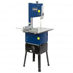 RIKON Power Tools - 10-308 - RIKON 10-308 110-Volt 10-Inch 3/4-Hp Heavy Duty Meat Cutting Bandsaw w/ Grinder