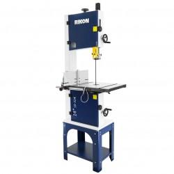 RIKON Power Tools - 10-324 - RIKON 10-324 230-Volt 14-Inch 1-1/2-Hp Heavy Duty Cast Iron Open Stand Bandsaw