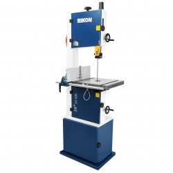 RIKON Power Tools - 10-326 - RIKON 10-326 230-Volt 14-Inch 1.75-Hp Heavy Duty Cast Iron Deluxe Bandsaw