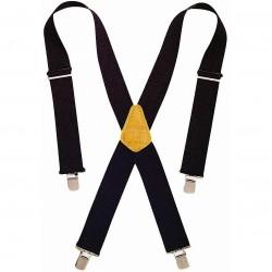 Custom Leathercraft - 110BLU - Custom Leather Craft 110BLU 2-Inch Wide Nylon Adjustable Webbing Straps, (Blue)