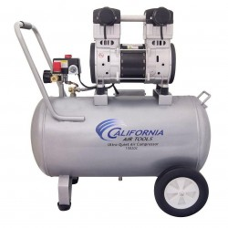 California Air Tools - 15020C - California Air Tools 15020C 110-Volt 2-HP 15.0-Gallon Steel Tank Air Compressor