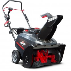 Briggs & Stratton - 1696506 - Briggs & Stratton 1696506 22 205cc Single-Stage Electric Start Snow Thrower