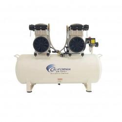 California Air Tools - 20040C - California Air Tools 20040C 220-Volt 4-HP 20-Gallon Steel Tank Air Compressor