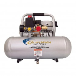 California Air Tools - 2010ALFC - California Air Tools 2010ALFC 110-Volt 1.0-HP 2.0-Gallon Tank Air Compressor