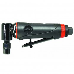 Astro Pneumatic Tool - 204 - Astro Pneumatic 204 1/4-Inch ONYX Composite Body Angle Die Grinder 20, 000rpm