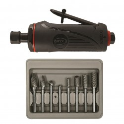 Astro Pneumatic Tool - 2181B - Astro Pneumatic 2181B 2-Piece ONYX Die Grinder Kit