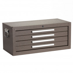 Kennedy - 2604B - Kennedy 2604B 26-Inch 4-Drawer Friction Drawer Mechanics Tool Chest Base - Brown