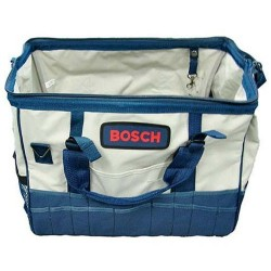 Bosch - 2610923879 - Bosch 2610923879 14-1/2-Inch x 9-1/2-Inch Heavy Duty Contractors Tool Bag