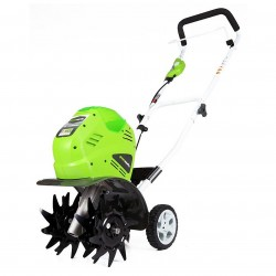 Greenworks Tools - 27062 - GreenWorks 27062 G-MAX 40V 10-Inch Cordless Cultivator