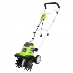 Greenworks Tools - 27072 - GreenWorks 27072 8 Amp 10-Inch Corded Cultivator