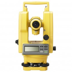 Topcon - 303217121 - Topcon DT-207L 7-Inch Electronic Digital Theodolite w/ Laser Pointer - 303217121