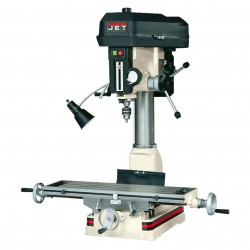 JET Tools / Walter Meier - 350116 - Jet 350116 1 Drilling Capacity Mill/Drill w/ ACU-RITE VUE DRO - 350116