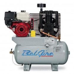 BelAire Compressors - 3G3HHL - BelAire 3G3HHL 13Hp, 30 Gallon, Gas Engine, 2-Stage Compressor (22.28 Cfm@175)