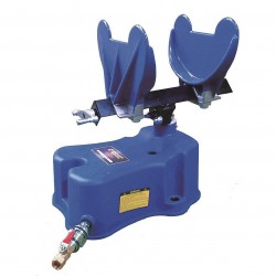 Astro Pneumatic Tool - 4550A - Astro Pneumatic 4550A Air Operated Paint Shaker with Oversized Clamps