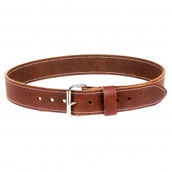 Occidental Mfg - 5002M - Occidental Leather 5002M 2 Leather Work Belt in Size Medium (37)