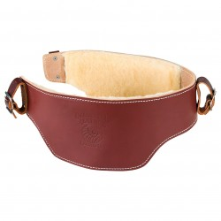 Occidental Mfg - 5005M - Occidental Leather 5005M Belt Liner with Sheepskin in Size Medium (37)
